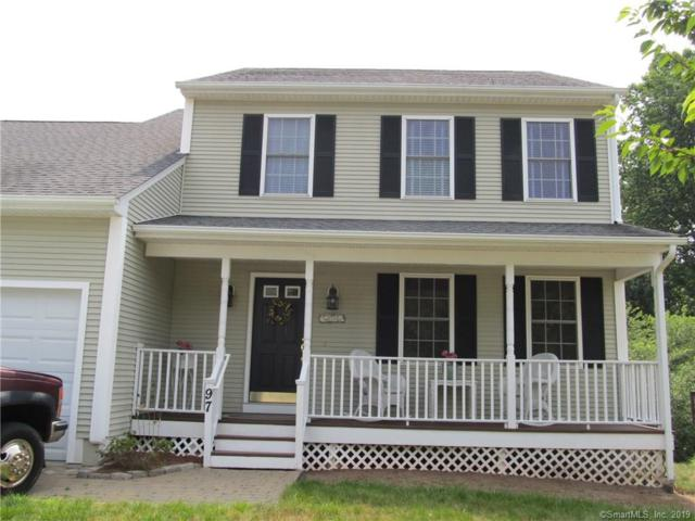 97 Ledgeland Drive, Groton, CT 06355 (MLS #170215776) :: Mark Boyland Real Estate Team