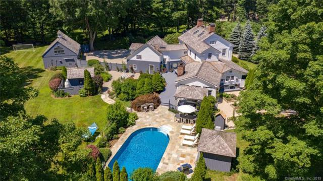 295 Georgetown Road, Weston, CT 06883 (MLS #170216068) :: The Higgins Group - The CT Home Finder