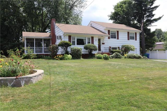 17 Clover Lane, Bloomfield, CT 06002 (MLS #170216081) :: NRG Real Estate Services, Inc.