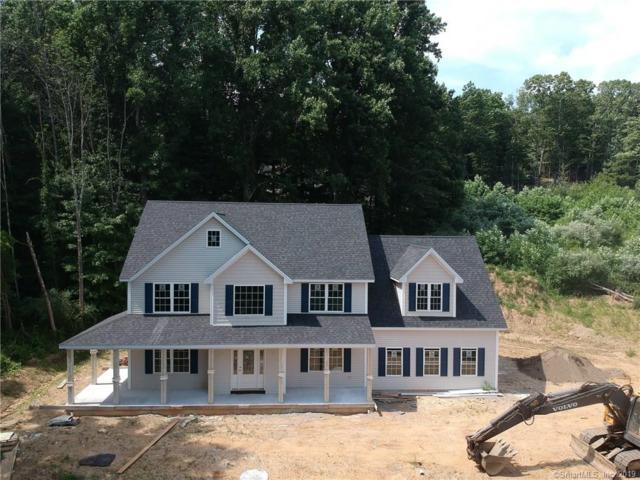 851 Fish Rock Road, Southbury, CT 06488 (MLS #170216108) :: GEN Next Real Estate