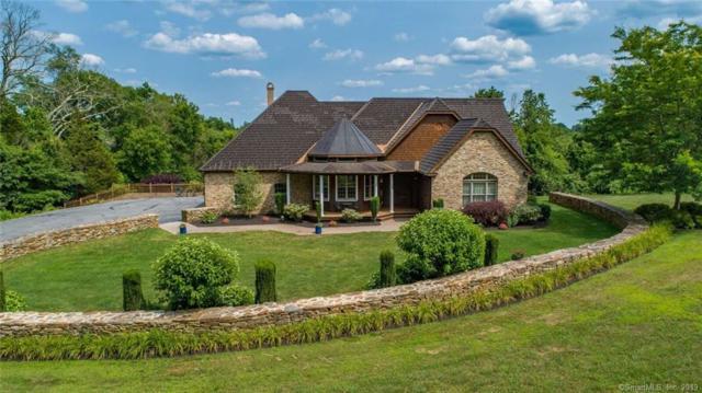 371 N Canterbury Road, Canterbury, CT 06331 (MLS #170216145) :: Spectrum Real Estate Consultants