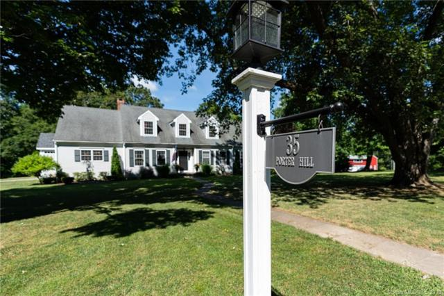 35 Porter Hill Road, Middlebury, CT 06762 (MLS #170216159) :: GEN Next Real Estate
