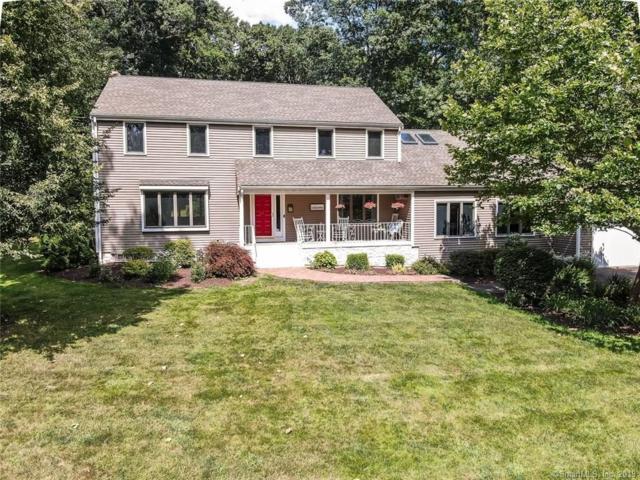 9 Virginia Lane, Farmington, CT 06085 (MLS #170216293) :: Hergenrother Realty Group Connecticut