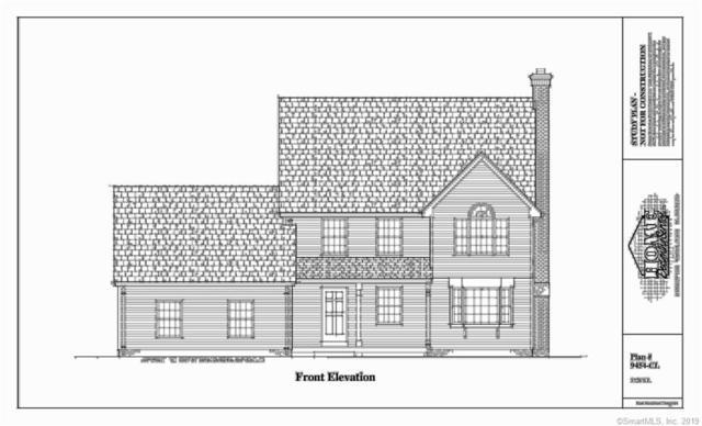 324 Deerfield Ridge Drive, Groton, CT 06355 (MLS #170216294) :: Mark Boyland Real Estate Team