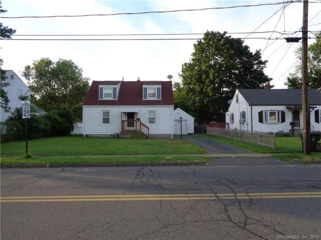 112 Cambridge Drive, East Hartford, CT 06118 (MLS #170216350) :: Spectrum Real Estate Consultants