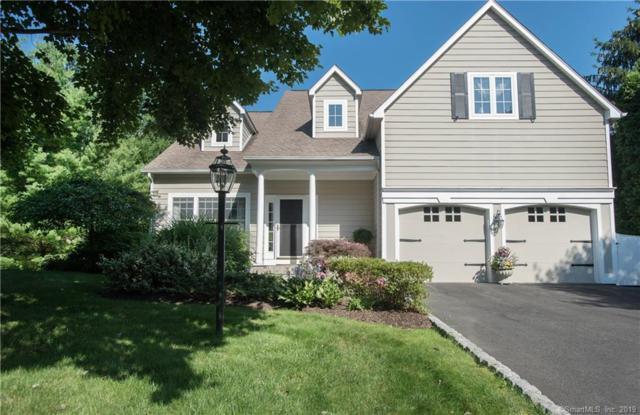 8 New Canaan Way #8, Norwalk, CT 06850 (MLS #170216468) :: GEN Next Real Estate