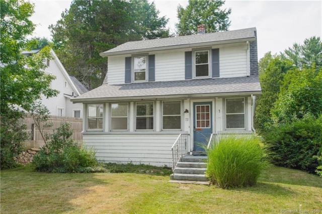 72 Farmington Avenue, Farmington, CT 06032 (MLS #170216526) :: Hergenrother Realty Group Connecticut