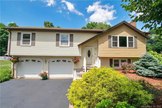 23 Old Farm Road, South Windsor, CT 06074 (MLS #170216543) :: Hergenrother Realty Group Connecticut