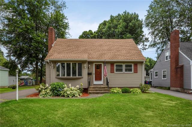 39 Whiteside Street, Newington, CT 06111 (MLS #170216639) :: Hergenrother Realty Group Connecticut