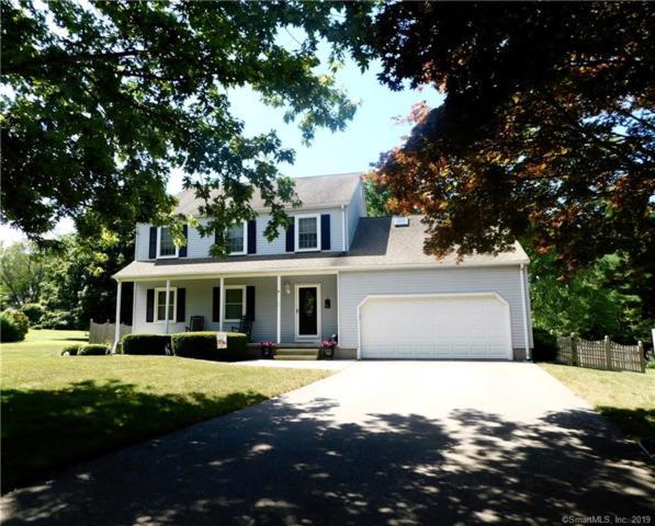 31 Lapstrake Court, Groton, CT 06355 (MLS #170216649) :: Spectrum Real Estate Consultants