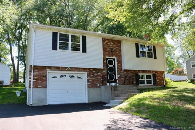 229 Byron Road, Meriden, CT 06451 (MLS #170216653) :: The Higgins Group - The CT Home Finder