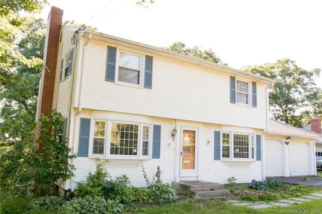 47 Sunset Ridge Drive, East Hartford, CT 06118 (MLS #170216773) :: Spectrum Real Estate Consultants