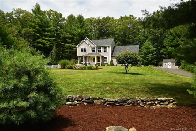 237 Baxter Road, Mansfield, CT 06268 (MLS #170216776) :: Spectrum Real Estate Consultants