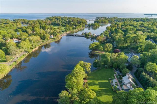 40 Swifts Lane Lot B, Darien, CT 06820 (MLS #170216778) :: The Higgins Group - The CT Home Finder