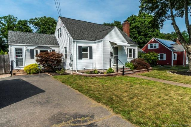 88 Wedgewood Drive, Manchester, CT 06042 (MLS #170216801) :: Spectrum Real Estate Consultants