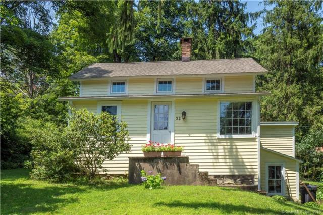 32 Old Georgetown Road, Weston, CT 06883 (MLS #170216841) :: GEN Next Real Estate