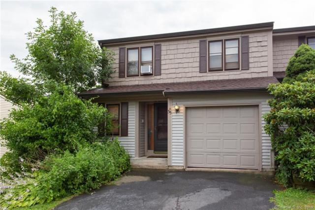 35 Tinsmith Crossing #35, Wethersfield, CT 06109 (MLS #170216857) :: Hergenrother Realty Group Connecticut