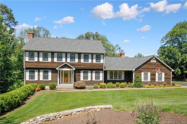 56 Summer View Drive, Monroe, CT 06468 (MLS #170216871) :: The Higgins Group - The CT Home Finder