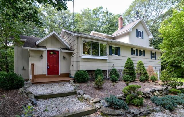 69 Scott Ridge Road, Ridgefield, CT 06877 (MLS #170216902) :: The Higgins Group - The CT Home Finder
