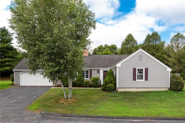 9 Heritage Square #9, Mansfield, CT 06250 (MLS #170217047) :: Mark Boyland Real Estate Team