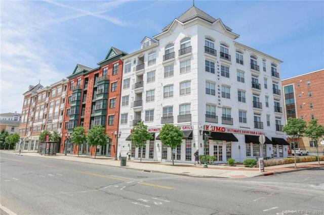 850 E Main Street #401, Stamford, CT 06902 (MLS #170217090) :: GEN Next Real Estate