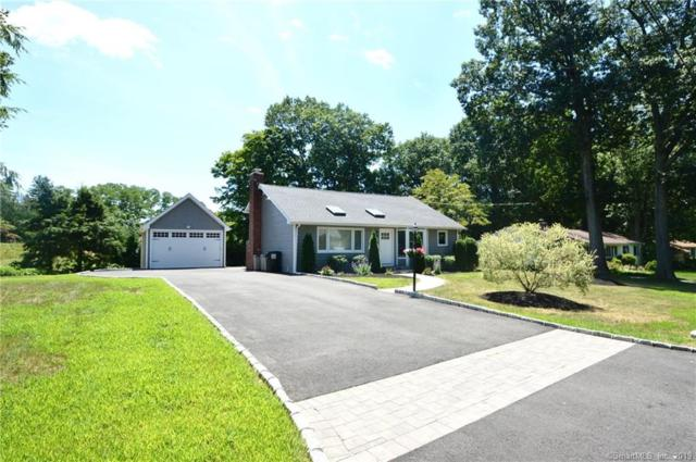 72 Brian Drive, Trumbull, CT 06611 (MLS #170217172) :: The Higgins Group - The CT Home Finder