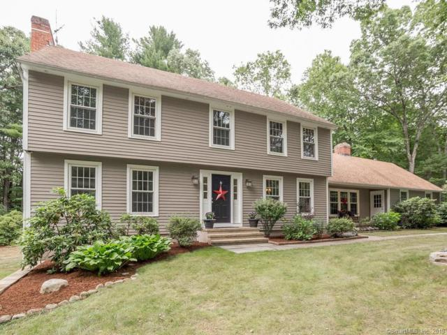 93 Woodmont Road, Avon, CT 06001 (MLS #170217193) :: Hergenrother Realty Group Connecticut