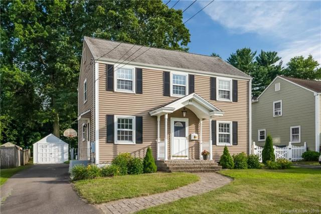 40 Chamberlain Road, Wethersfield, CT 06109 (MLS #170217278) :: Hergenrother Realty Group Connecticut
