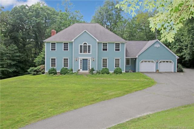 19 Saddle Ridge Road, Newtown, CT 06470 (MLS #170217320) :: Michael & Associates Premium Properties | MAPP TEAM