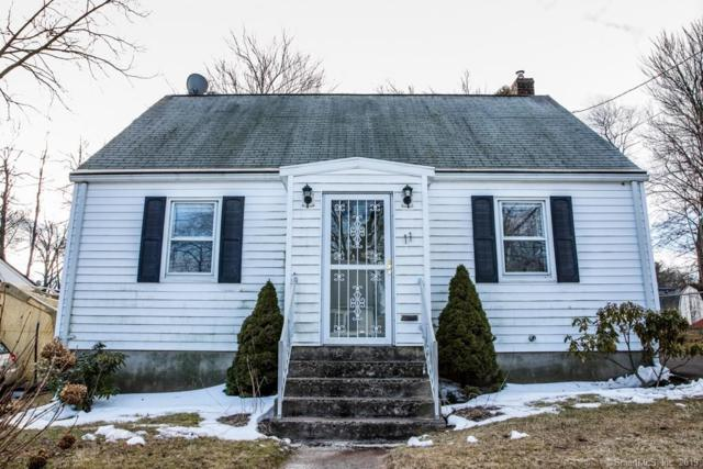 11 Branford Street, Hartford, CT 06112 (MLS #170217610) :: Hergenrother Realty Group Connecticut