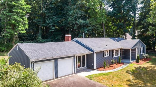 108 Terrys Plain Road, Simsbury, CT 06070 (MLS #170217628) :: Spectrum Real Estate Consultants