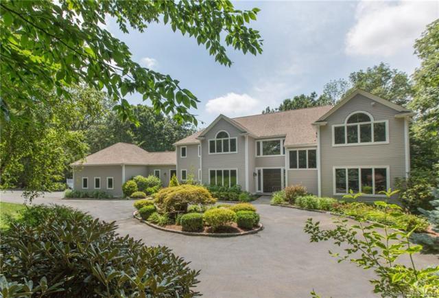 15 Partridge Lane, Weston, CT 06883 (MLS #170217651) :: GEN Next Real Estate