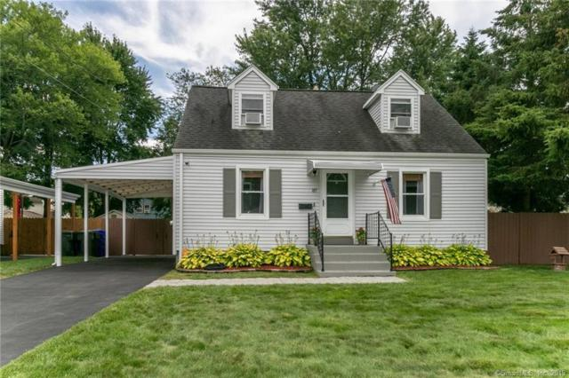87 Millbrook Drive, East Hartford, CT 06118 (MLS #170217701) :: Hergenrother Realty Group Connecticut