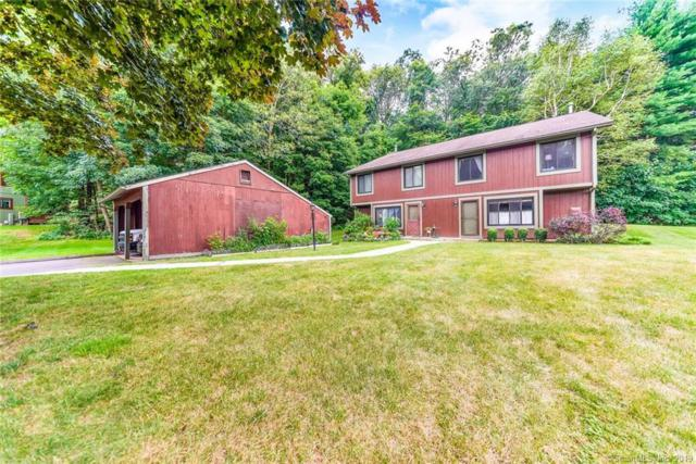 35 Cliffside Drive A, Manchester, CT 06042 (MLS #170217794) :: Hergenrother Realty Group Connecticut