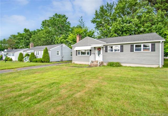 31 Marmor Court, Wethersfield, CT 06109 (MLS #170217834) :: Hergenrother Realty Group Connecticut