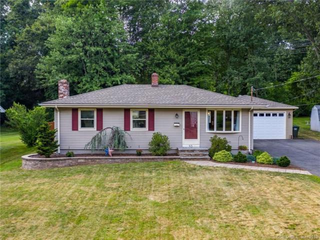 85 Birchcrest Drive, Southington, CT 06489 (MLS #170217895) :: Hergenrother Realty Group Connecticut