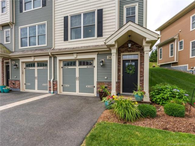 74 Harvest Court #74, Newington, CT 06111 (MLS #170218036) :: Hergenrother Realty Group Connecticut