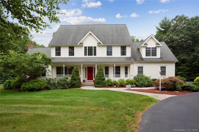 83 Wildwood Road, Tolland, CT 06084 (MLS #170218246) :: Michael & Associates Premium Properties | MAPP TEAM