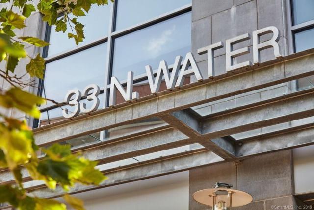33 N Water Street #307, Norwalk, CT 06854 (MLS #170218597) :: Michael & Associates Premium Properties | MAPP TEAM