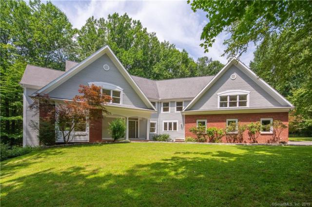 10 Roscrea Place, Weston, CT 06883 (MLS #170218845) :: Hergenrother Realty Group Connecticut