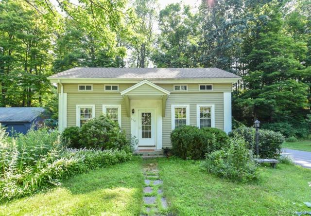 452 E River Road, Barkhamsted, CT 06065 (MLS #170221019) :: The Higgins Group - The CT Home Finder