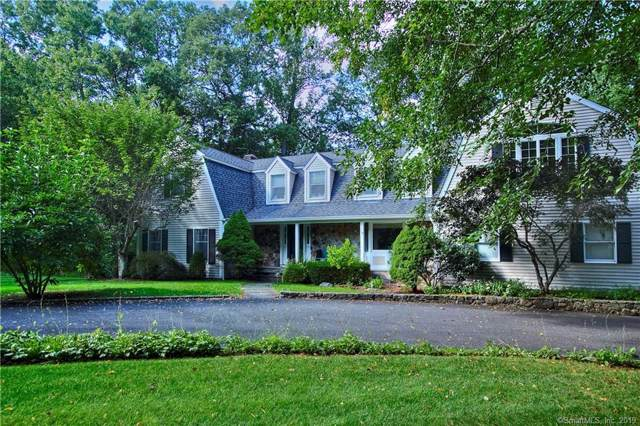 110 Sagamore Trail, New Canaan, CT 06840 (MLS #170221634) :: The Higgins Group - The CT Home Finder