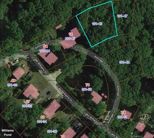 0 Rittlinger Circle, Lebanon, CT 06249 (MLS #170221692) :: GEN Next Real Estate