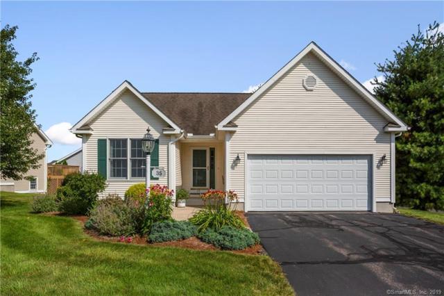 35 Ardsley Lane #35, Ellington, CT 06029 (MLS #170221989) :: The Higgins Group - The CT Home Finder