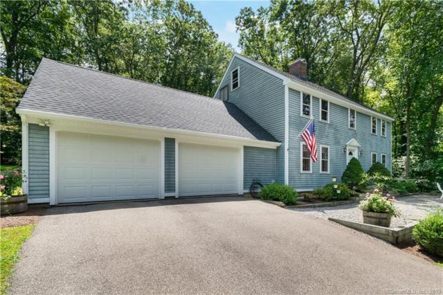 6 Pheasant Hill Lane, Old Saybrook, CT 06475 (MLS #170222234) :: Carbutti & Co Realtors