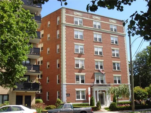 53 Prospect Street #607, Stamford, CT 06901 (MLS #170222761) :: Spectrum Real Estate Consultants