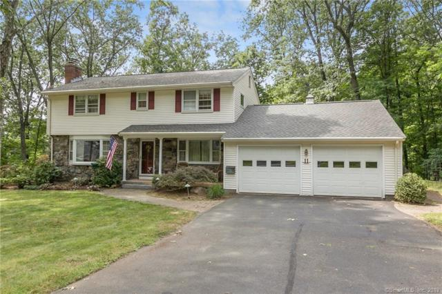 11 Timber Trail, South Windsor, CT 06074 (MLS #170222867) :: NRG Real Estate Services, Inc.