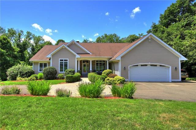 160 Peck Hill Road, Woodbridge, CT 06525 (MLS #170223014) :: Carbutti & Co Realtors