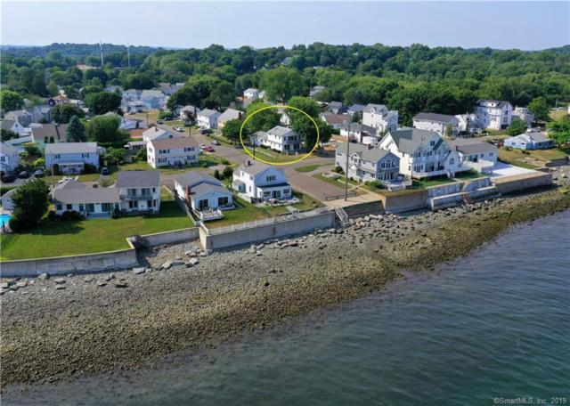 156 Point Beach Drive, Milford, CT 06460 (MLS #170223560) :: The Higgins Group - The CT Home Finder