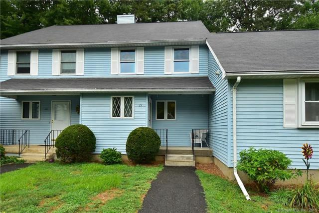 23 Oldefield Farms #23, Enfield, CT 06082 (MLS #170225092) :: NRG Real Estate Services, Inc.